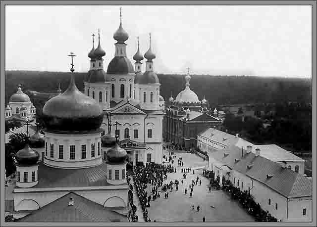 b16 Город Саров (Нижегородская область) Нижегородская область Посреди РУ