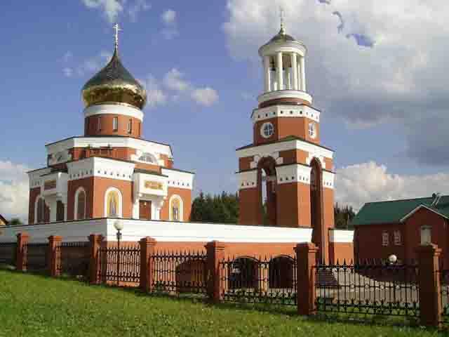 0009 Православные святыни Удмуртии Православие Удмуртия
