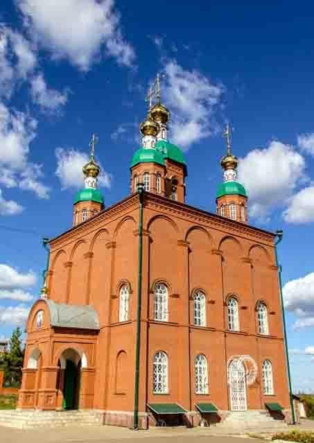 00123.jpeg Православные святыни Удмуртии Православие Удмуртия