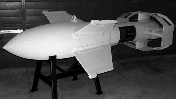1111333 Планирующая авиабомба ДРЕЛЬ (ТТХ) Анализ - прогноз Защита Отечества