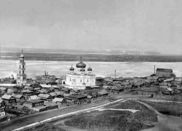 5435-640x462 Самарский Иверский женский монастырь Православие Самарская область