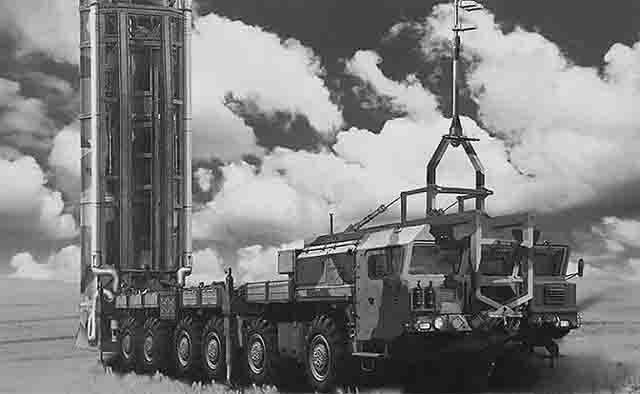 875 Ракета дальнего космического перехвата «Нудоль» Защита Отечества Нижегородская область