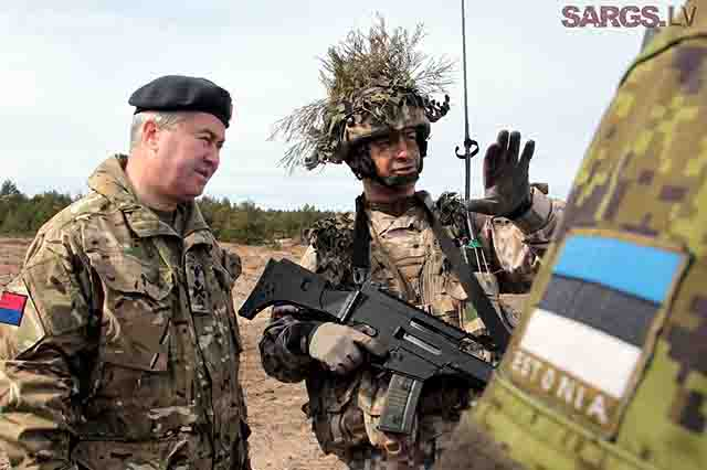 01 Расширение НАТО на восток Защита Отечества
