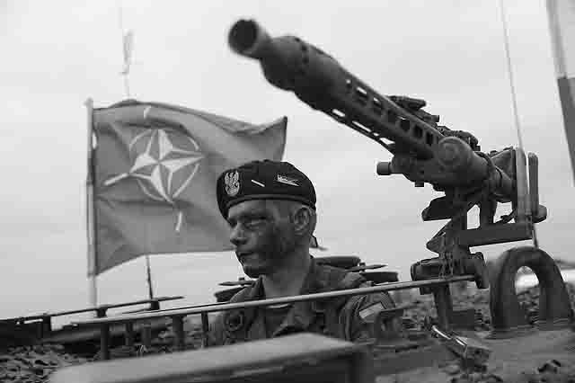 011 Расширение НАТО на восток Защита Отечества