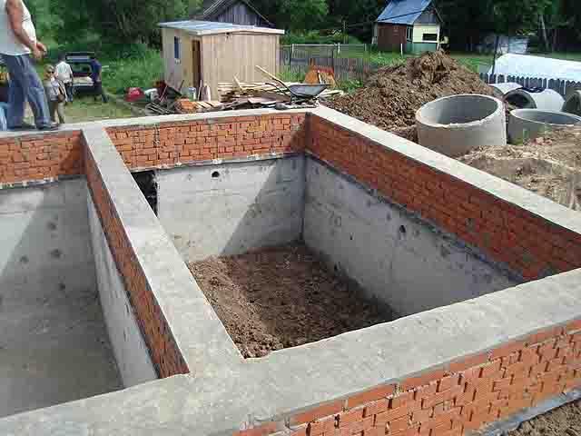 1-1 Как исправить кривой фундамент и вывести на ноль Свой дом