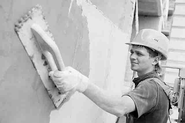 111333 Как своими руками оштукатурить дом из кирпича, бруса и СИП-панелей Свой дом