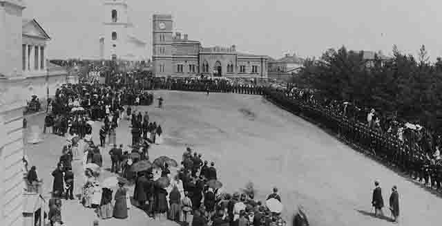 2525626 Первый захват Оренбурга История и краеведение Оренбургская область