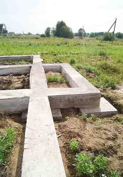 444 Как исправить кривой фундамент и вывести на ноль Свой дом