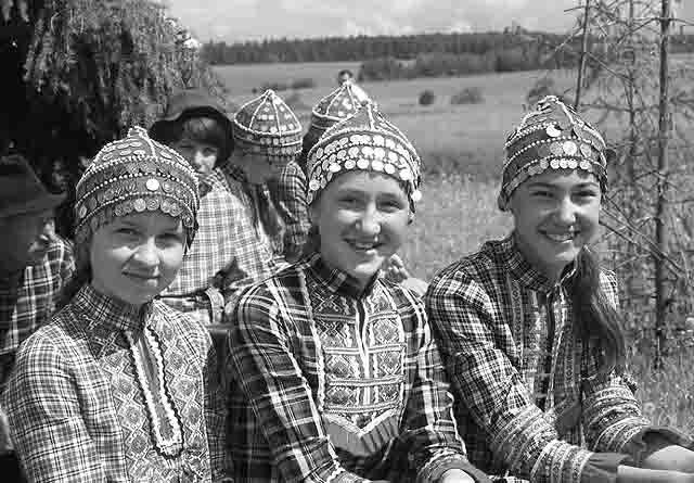 01-2 Бесермяне в Удмуртии Народознание и этнография Удмуртия