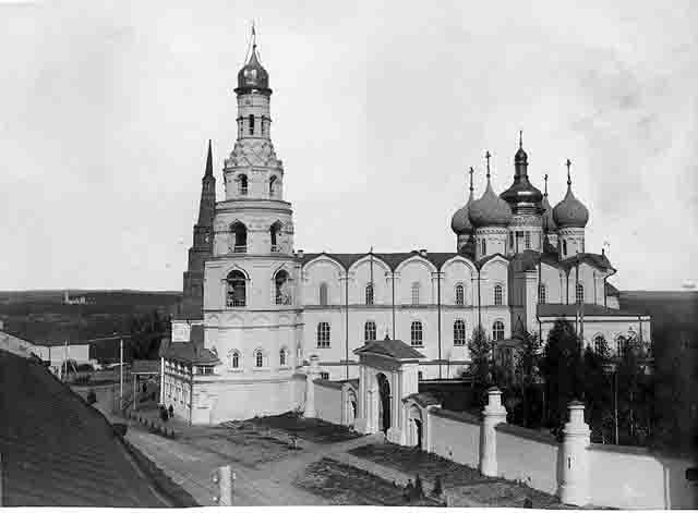 01 Благовещенский собор Казанского кремля Православие Татарстан