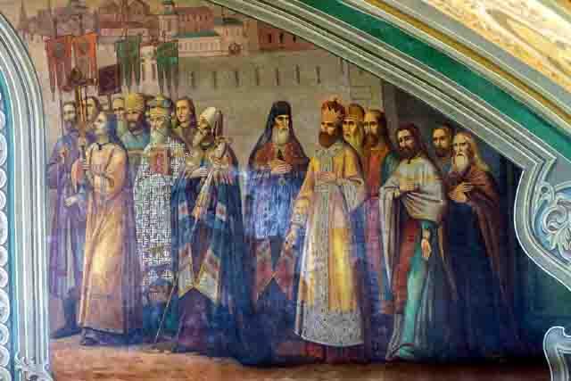 04 Благовещенский собор Казанского кремля Православие Татарстан