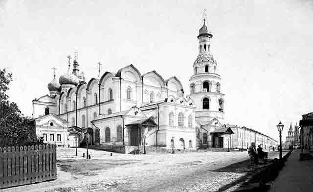 05 Благовещенский собор Казанского кремля Православие Татарстан