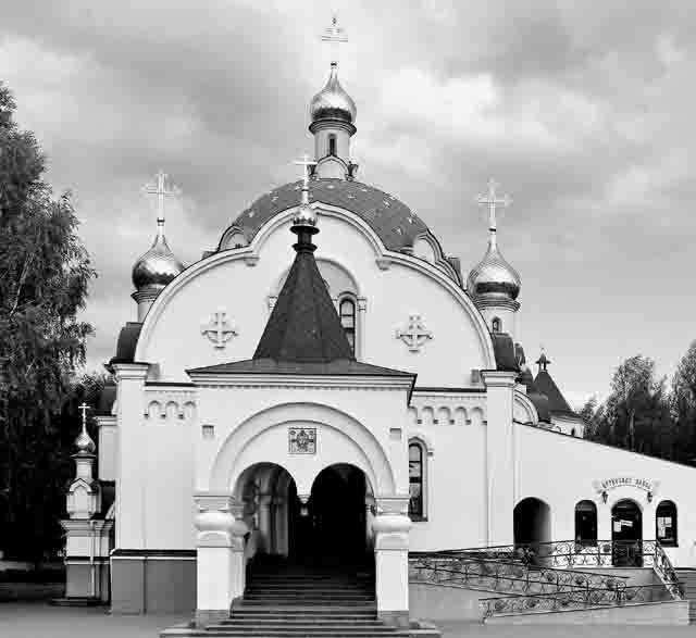 110011 В Ижевске открыли храм в честь иконы Божией Матери «Державная» Православие Удмуртия