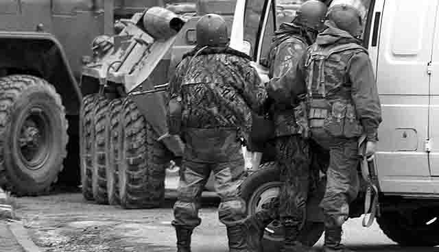 565 В Дербенте ликвидированы боевики, готовившие теракт на майские праздники Антитеррор