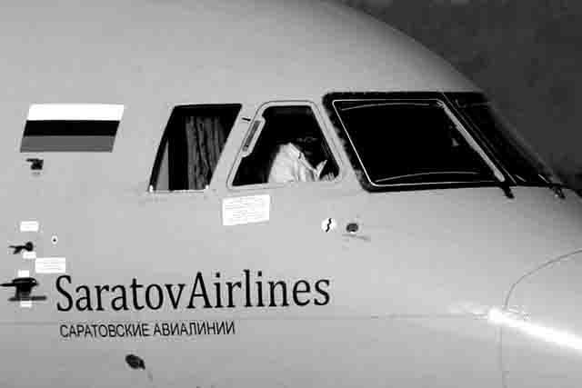 """775654 """"Саратовские авиалинии"""" не могут обеспечить безопасность полетов Люди, факты, мнения"""