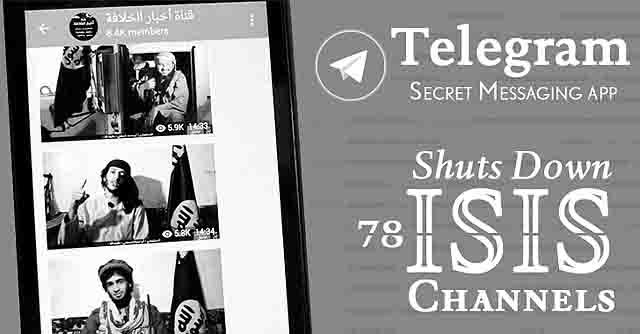telegram-isis-ru Террористы из разных регионов координировали действия черезTelegram Антитеррор