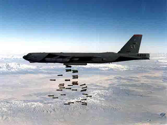 b-52-bombardirovshhik-ssha Военно-воздушные силы США - общий анализ Анализ - прогноз Защита Отечества
