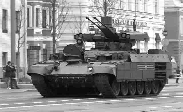 terminator БМПТ «Терминатор-3» Защита Отечества