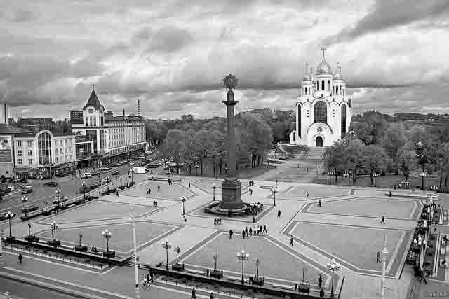 kalinigrad-2 Коридор из России в Калининградскую область Анализ - прогноз Защита Отечества