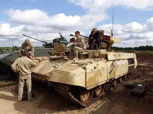 BMPT-Terminator-3-1 БМПТ «Терминатор-3» Защита Отечества