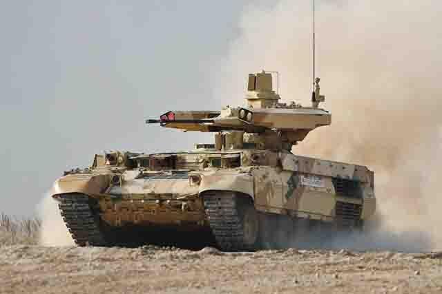 BMPT-Terminator-3-2 БМПТ «Терминатор-3» Защита Отечества