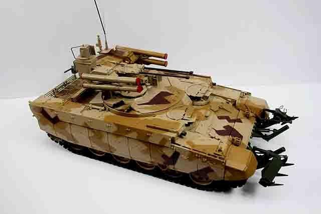 BMPT-Terminator-3-3 БМПТ «Терминатор-3» Защита Отечества