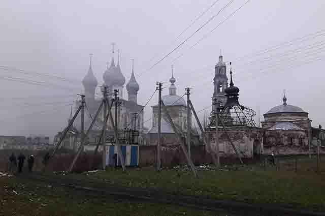 0c0f4f2f8e8f9204e587faa4a98f4409 Как сохранить малые исторические города Центральной России? Анализ - прогноз