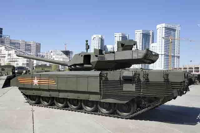 armata Модернизация танковых войск России Защита Отечества
