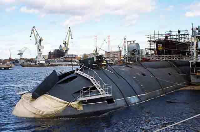 borej-1 Подводный крейсертипа «Борей» Защита Отечества
