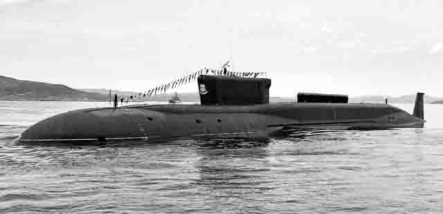 borej Подводный крейсертипа «Борей» Защита Отечества