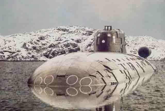 podvodnaja-lodka Ракетный противолодочный комплекс ВЬЮГА свердловского ОКБ-9 Защита Отечества