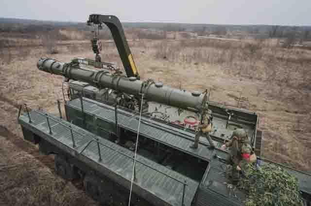 raketa-9m729-SSC-86 Ракета 9м729 (SSC-8) екатеринбургского ОКБ «Новатор» Защита Отечества Свердловская область