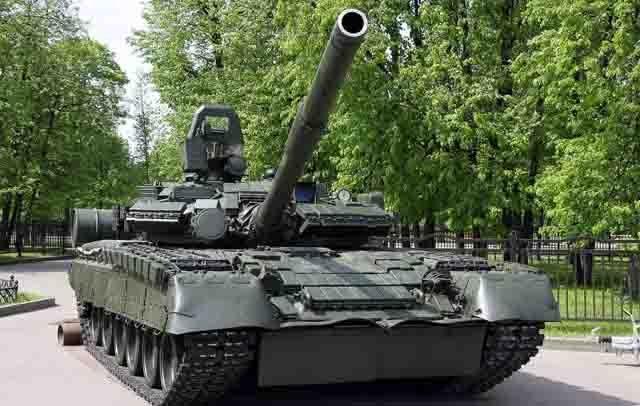 tank-T-80U Модернизация танковых войск России Защита Отечества