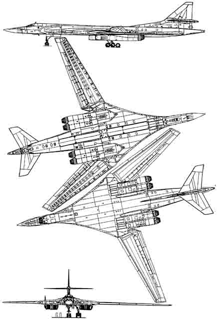 """tu-160-belyj-lebed-bombardirovshhik-vks Являются ли российские Ту-160 """"музейными экспонатами""""? Люди, факты, мнения"""