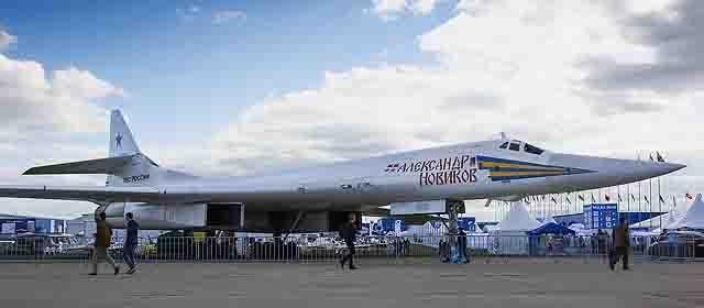 """tu-160-m Являются ли российские Ту-160 """"музейными экспонатами""""? Люди, факты, мнения"""