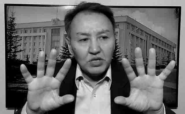 ajrat-dilmuhametov «Самоопределение народов» и поправки к Конституции Анализ - прогноз