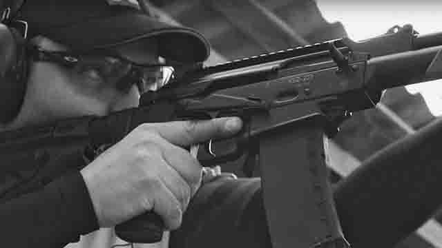 ak-308-na-stende В Ижевске планируют выпуск АК-308 под патрон НАТО Защита Отечества Удмуртия