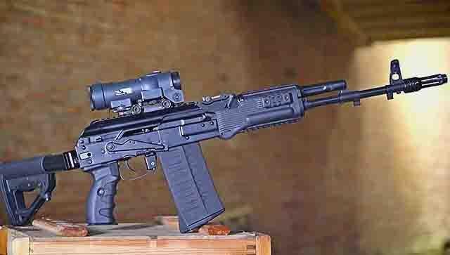 ak-308 В Ижевске планируют выпуск АК-308 под патрон НАТО Защита Отечества Удмуртия