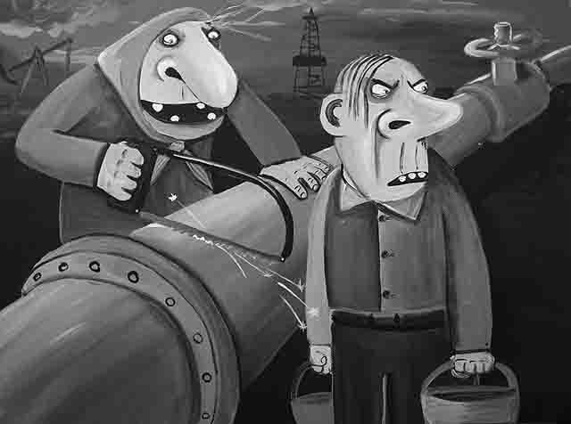 "bashneft-poljus-na-severe-rossii-lukojl ""Башнефть"" объявила войну ""Лукойлу"" Башкирия Люди, факты, мнения Экономика и финансы"