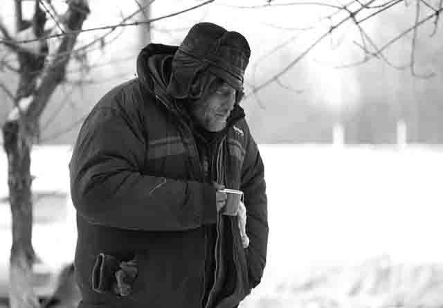bezdomnye-v-orenburge Оренбург: как чувствуют себя бездомные в крещенские морозы Люди, факты, мнения Оренбургская область