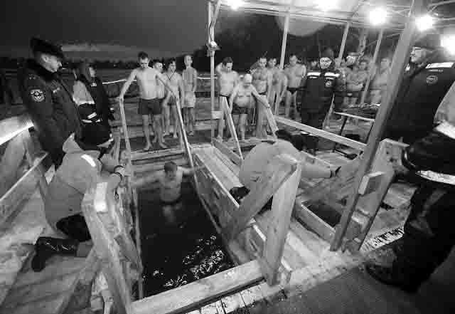 kreshhenskaja-noch-v-saranske Крещенская ночь в Саранске Мордовия Православие