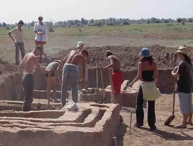 nad-chem-rabotajut-samarskie-arheologi-e1 Над чем работают самарские археологи История и краеведение Самарская область