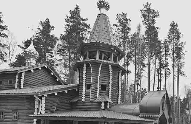 podzhog-hrama-na-ganinoj-jame Поджог храма на Ганиной Яме Православие Свердловская область