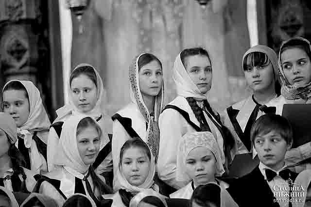 rozhdestvenskij-horovoj-sobor-projdet-v-nizhnem-novgorode-0 Рождественский хоровой собор в Нижнем Новгороде Нижегородская область Православие