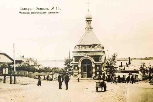 staraja-samara-11_693 Самара 100 лет назад История и краеведение Самарская область
