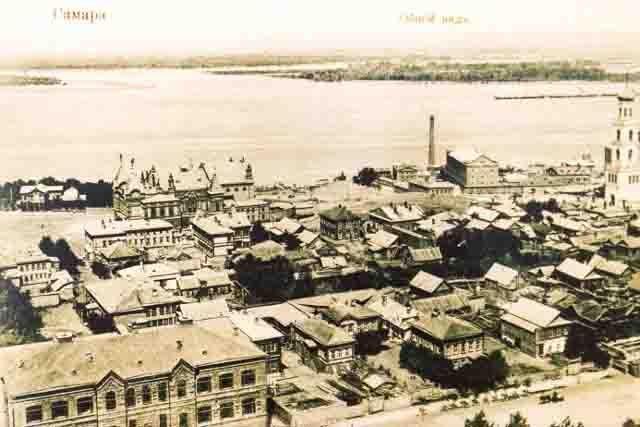 staraja-samara-143 Самара 100 лет назад История и краеведение Самарская область