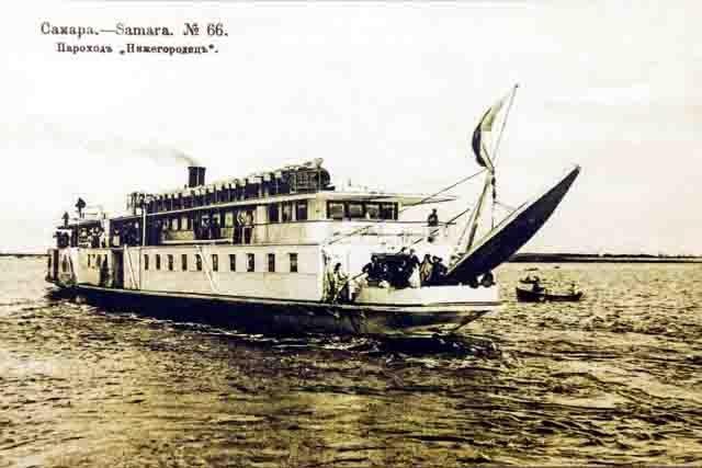 staraja-samara-2 Самара 100 лет назад История и краеведение Самарская область