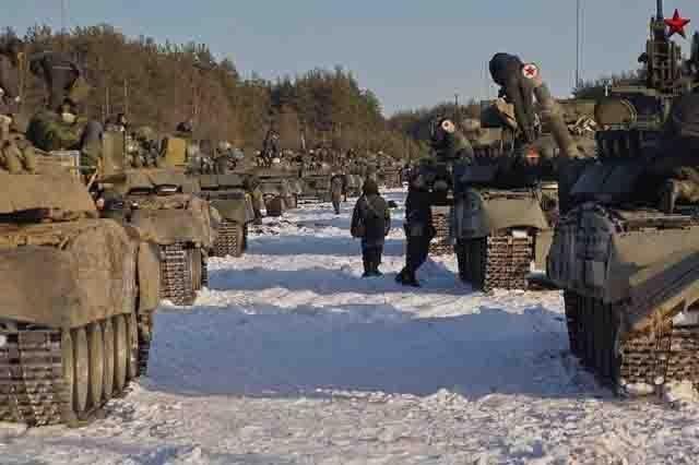 uchenija-projdut-na-poligonah-2-oj-armii-c В регионах Поволжья военные подняты по тревоге Защита Отечества Оренбургская область Самарская область Удмуртия