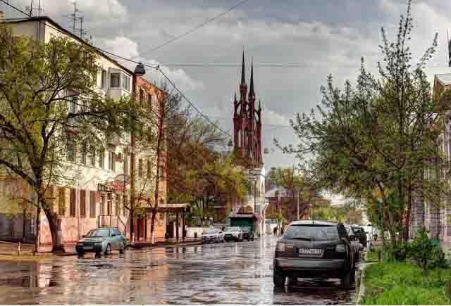 ulicy-samary Прогноз для жителей Самары и окрестностей Анализ - прогноз Самарская область