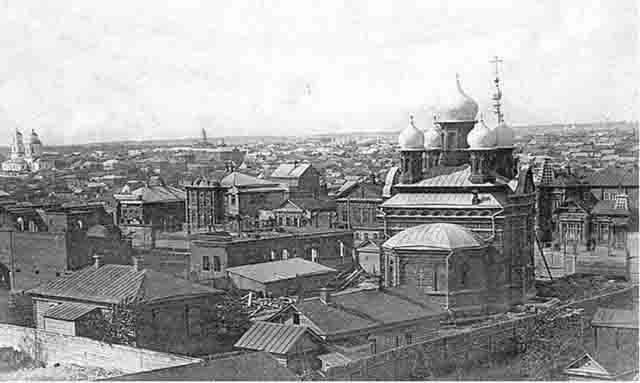 krestovozdvizhenskij-hram Город Сызрань в Самарской области Посреди РУ Самарская область